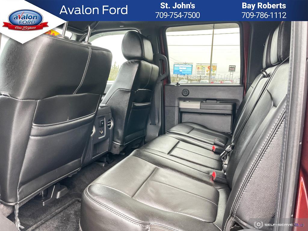 2016 Ford F350 4x4 - Crew Cab Lariat - SRW