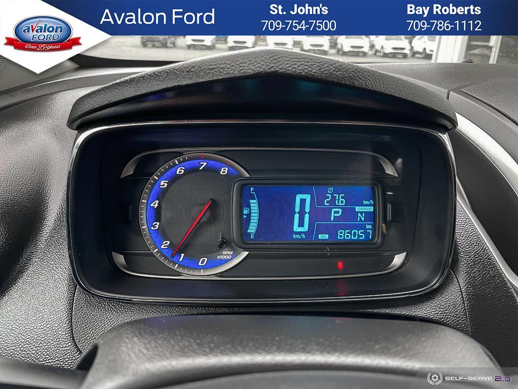 2015 Chevrolet Trax AWD LTZ