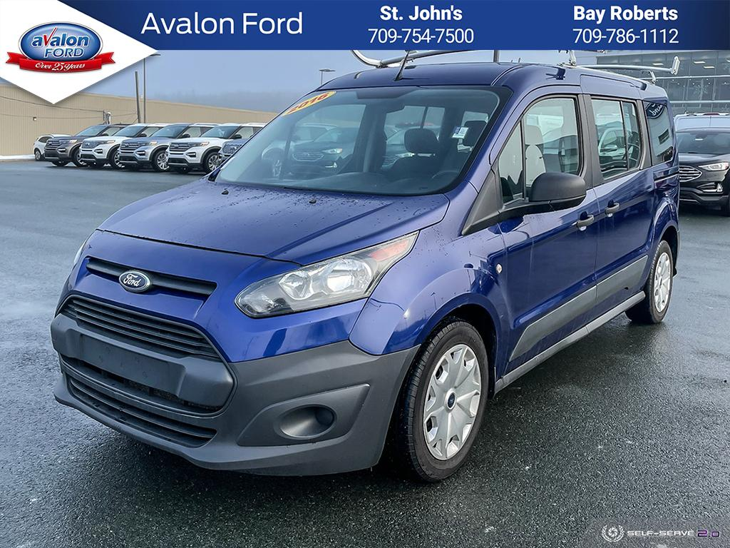 2016 Ford Transit Connect XL Wagon Power 2nd Row & Fixed 3rd Row