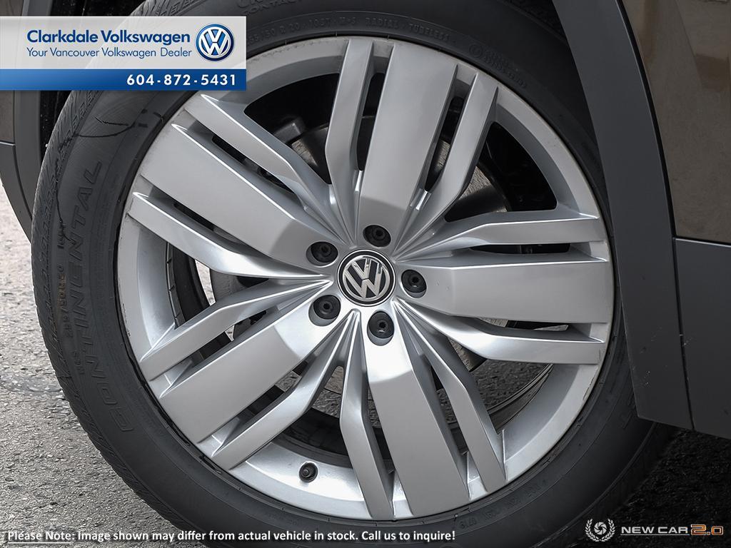 New 2019 Volkswagen Atlas Execline 3.6L 8sp at w/Tip 4MOTION