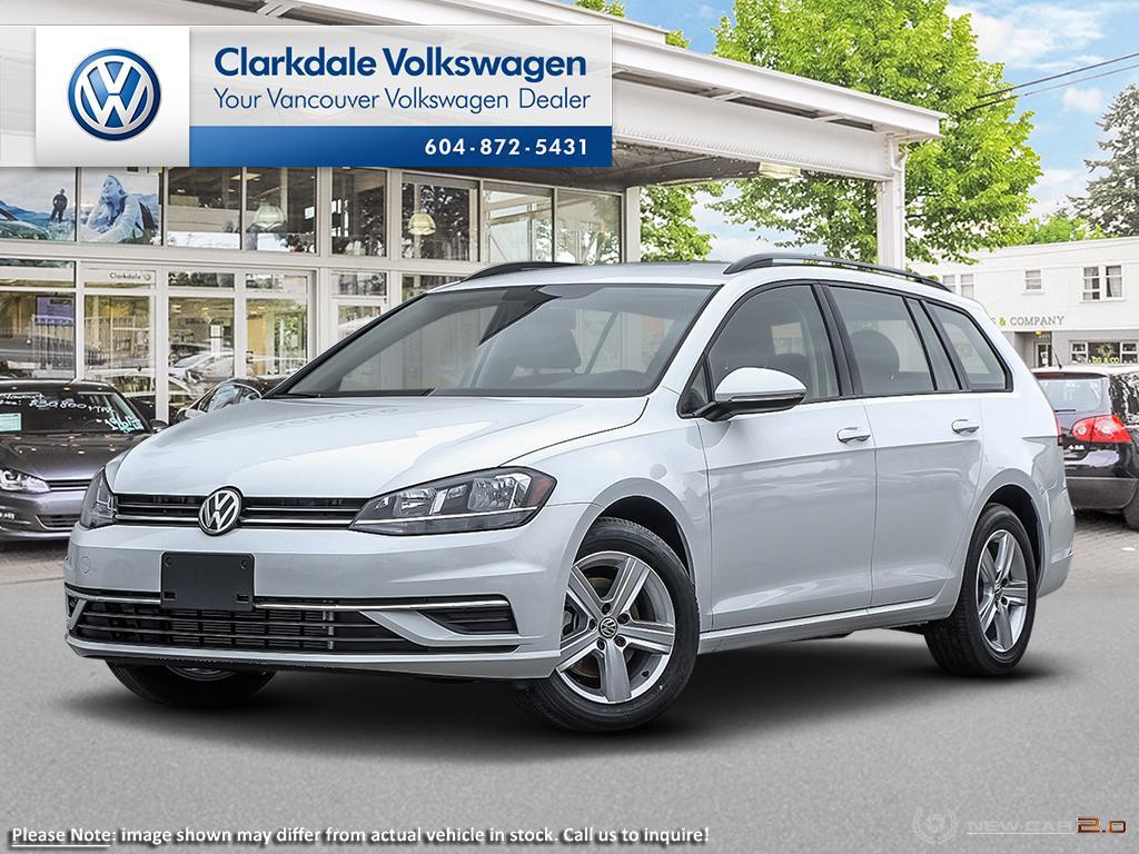 New 2019 Volkswagen Golf Sportwagen 1.8T Highline DSG 6sp at w/Tip 4MOTION