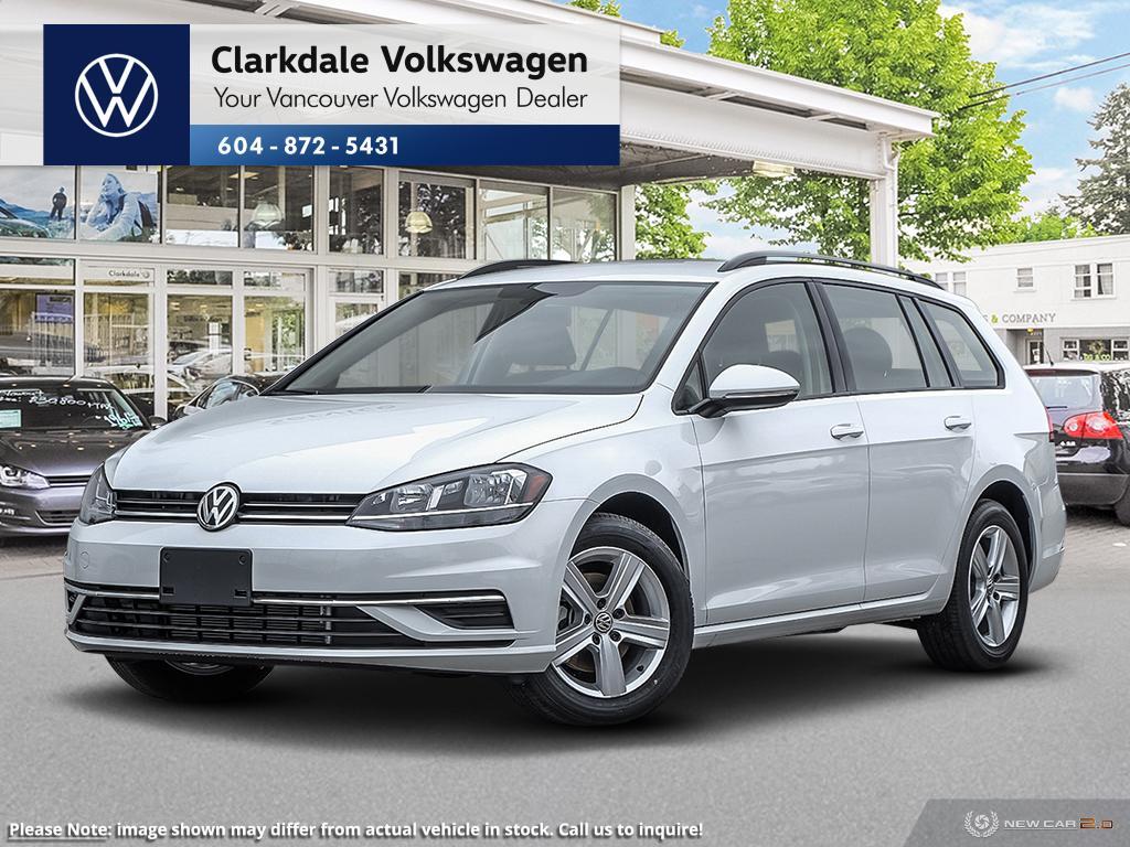 New 2019 Volkswagen Golf Sportwagen 1.8T Comfortline 6sp 4MOTION