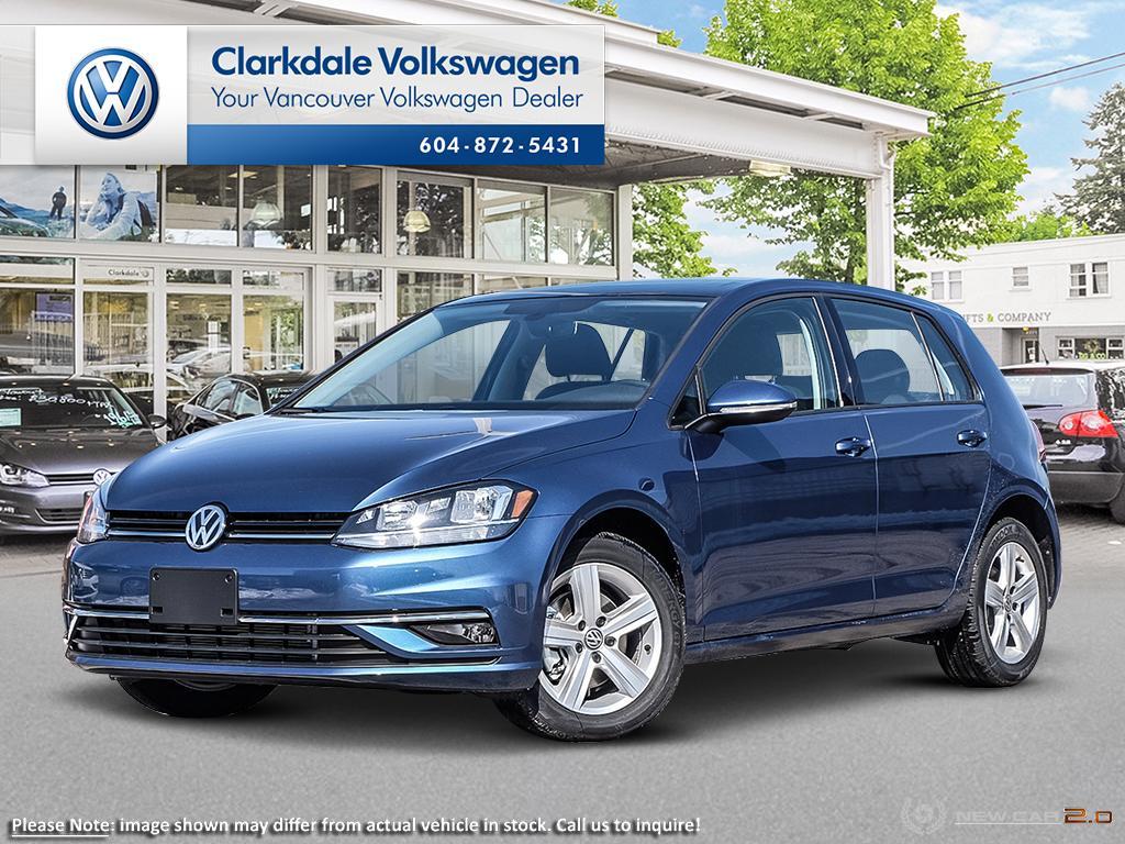 New 2019 Volkswagen Golf 5-Dr 1.4T Highline 8sp at w/Tip