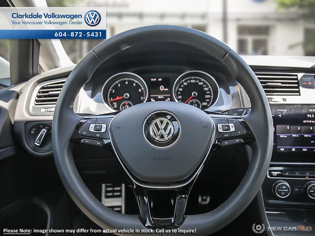 New 2019 Volkswagen Golf Sportwagen Alltrack 1.8T HL DSG 6sp at w/Tip 4M