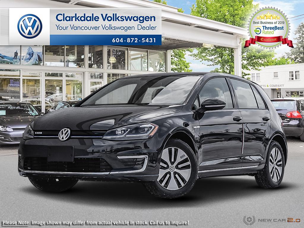 New 2020 Volkswagen e-Golf 5-Dr Comfortline