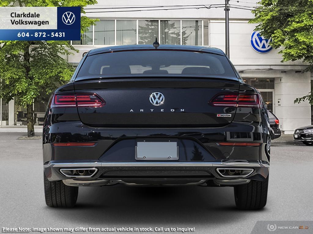 New 2019 Volkswagen Arteon 2.0T 8sp at w/ Tip 4MOTION