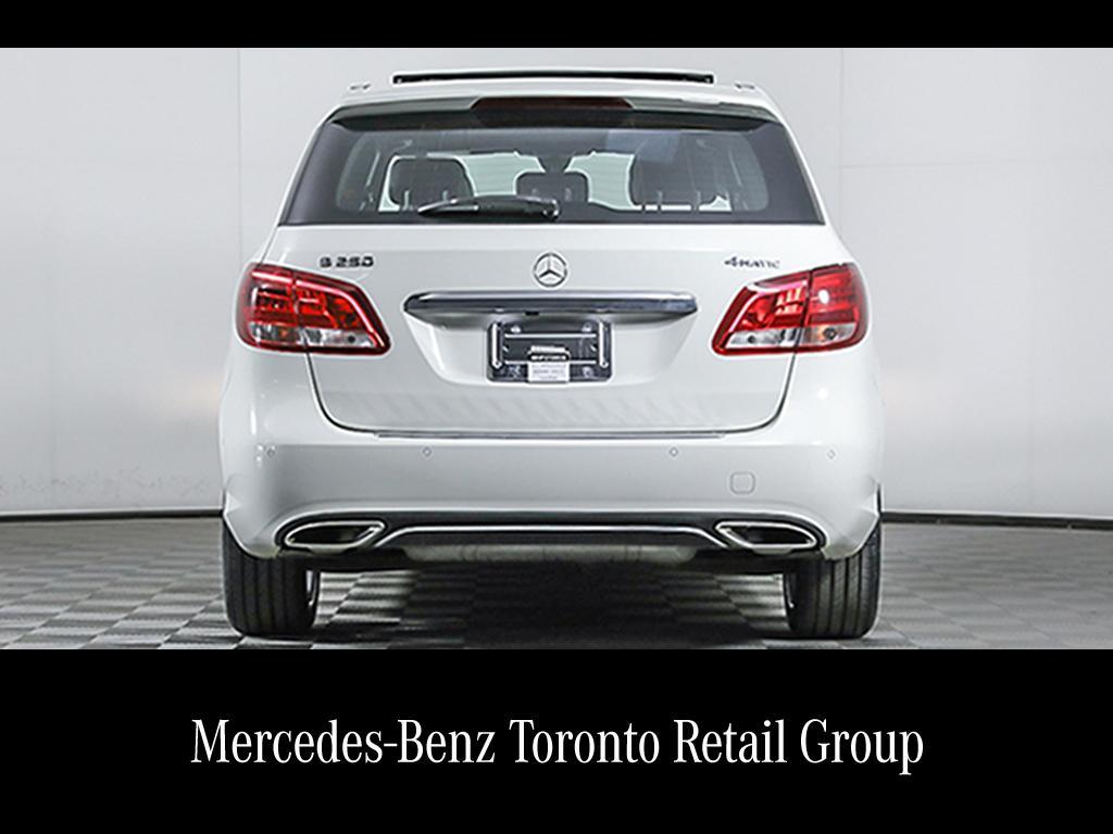 Certified Pre-Owned 2017 Mercedes-Benz B-CLASS B 250