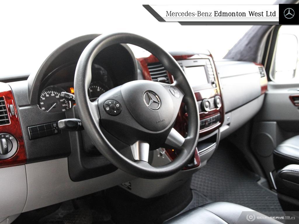 Certified Pre-Owned 2016 Mercedes-Benz Sprinter 3500 Cargo Sprinter V6 3500 Cargo 170 Ext.