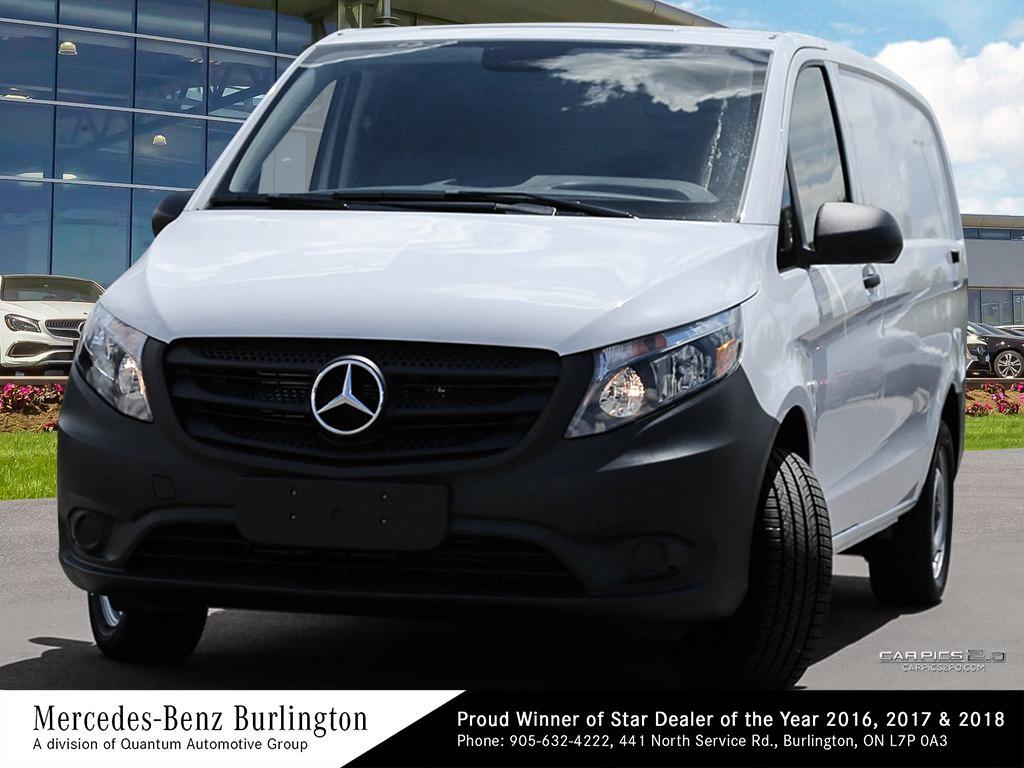 """New 2019 Mercedes-Benz Metris Cargo Van 126"""""""
