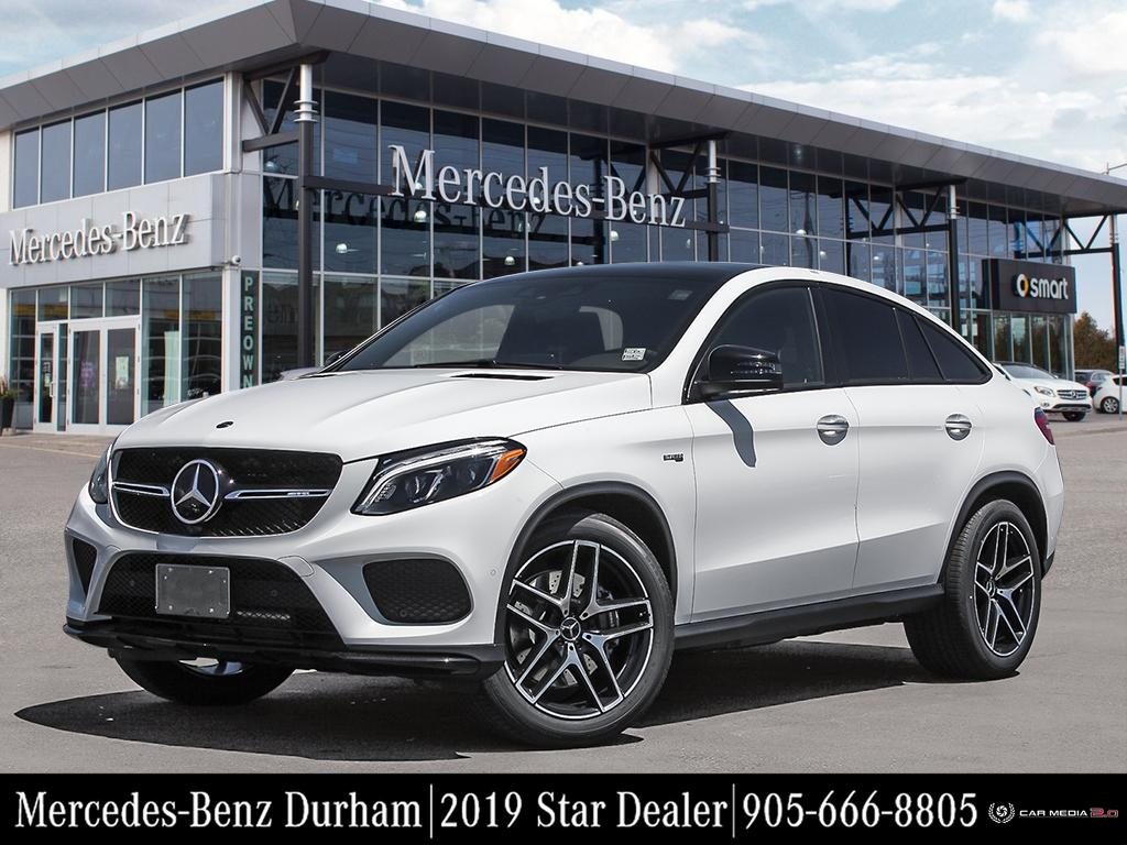 New 2019 Mercedes-Benz GLE43 AMG 4MATIC Coupe