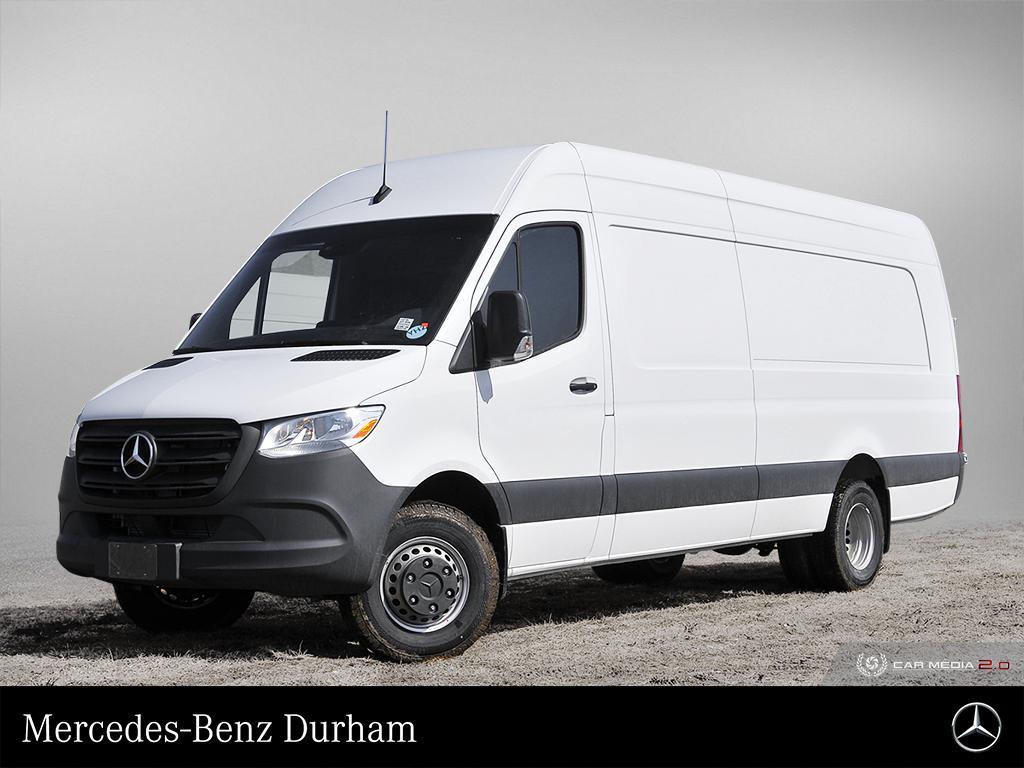 New 2019 Mercedes-Benz Sprinter V6 4500 Cargo 170 Ext