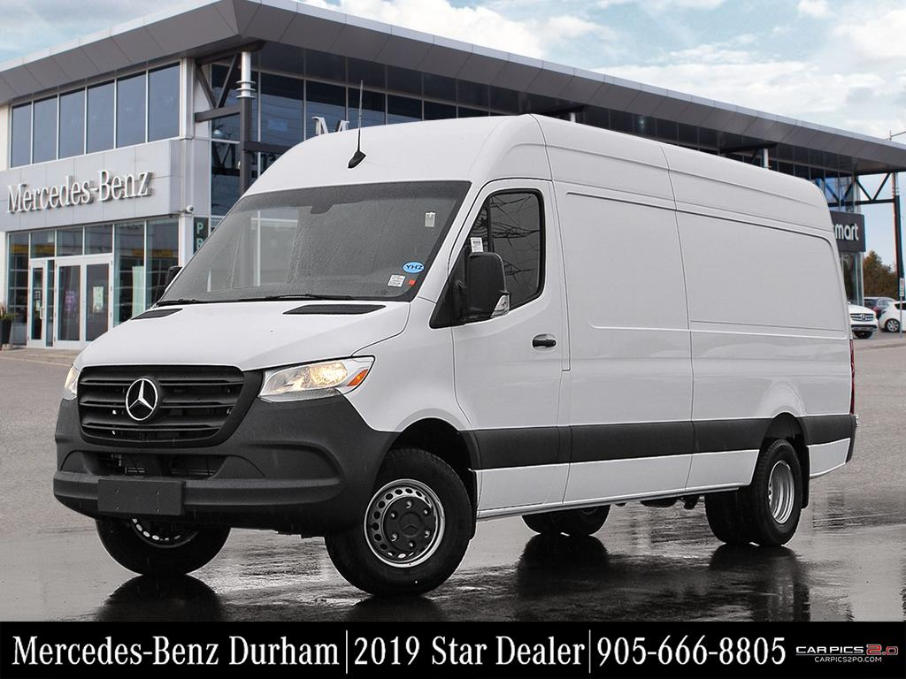 New 2019 Mercedes-Benz Sprinter V6 3500XD Cargo 170