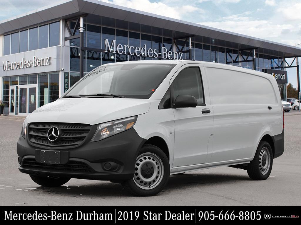New 2019 Mercedes-Benz Metris Cargo Van 135