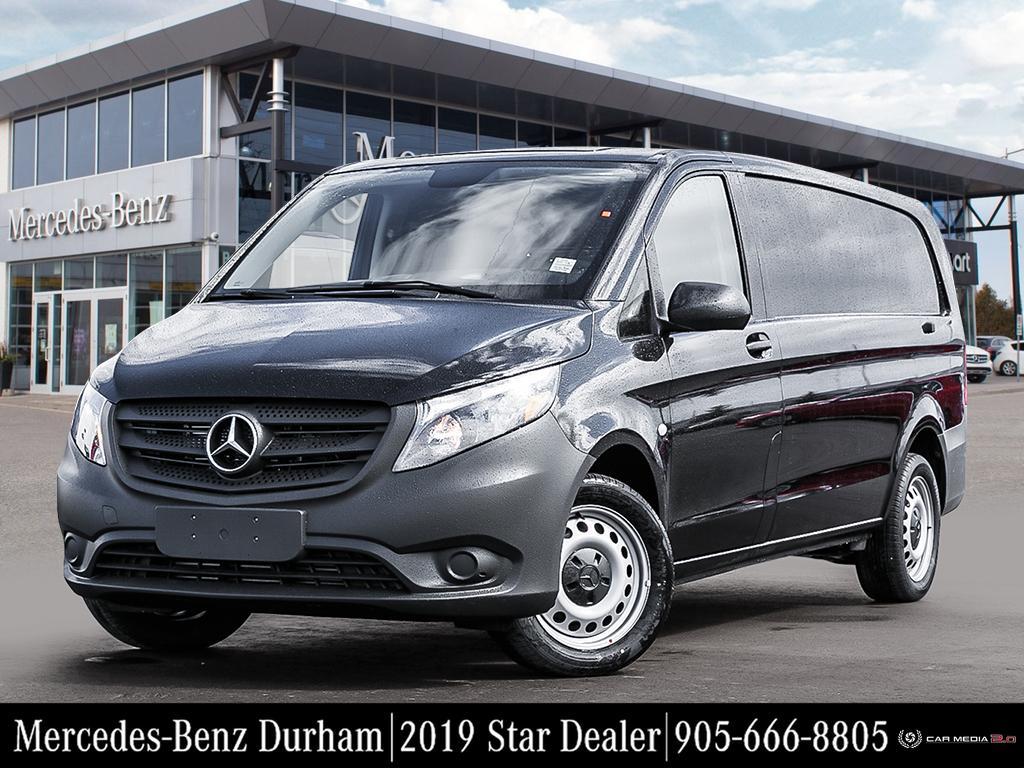 """New 2019 Mercedes-Benz Metris Cargo Van 135"""""""