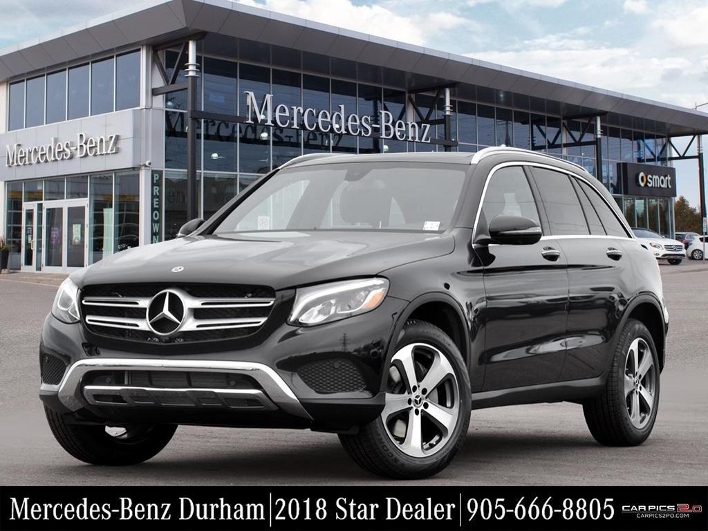 New 2018 Mercedes Benz Glc Glc300 Suv In Whitby I17818