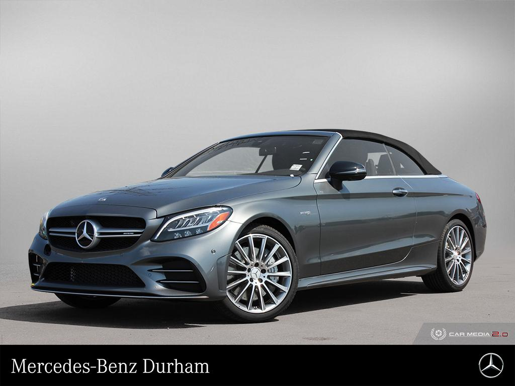 New 2019 Mercedes-Benz C43 AMG 4MATIC Cabriolet