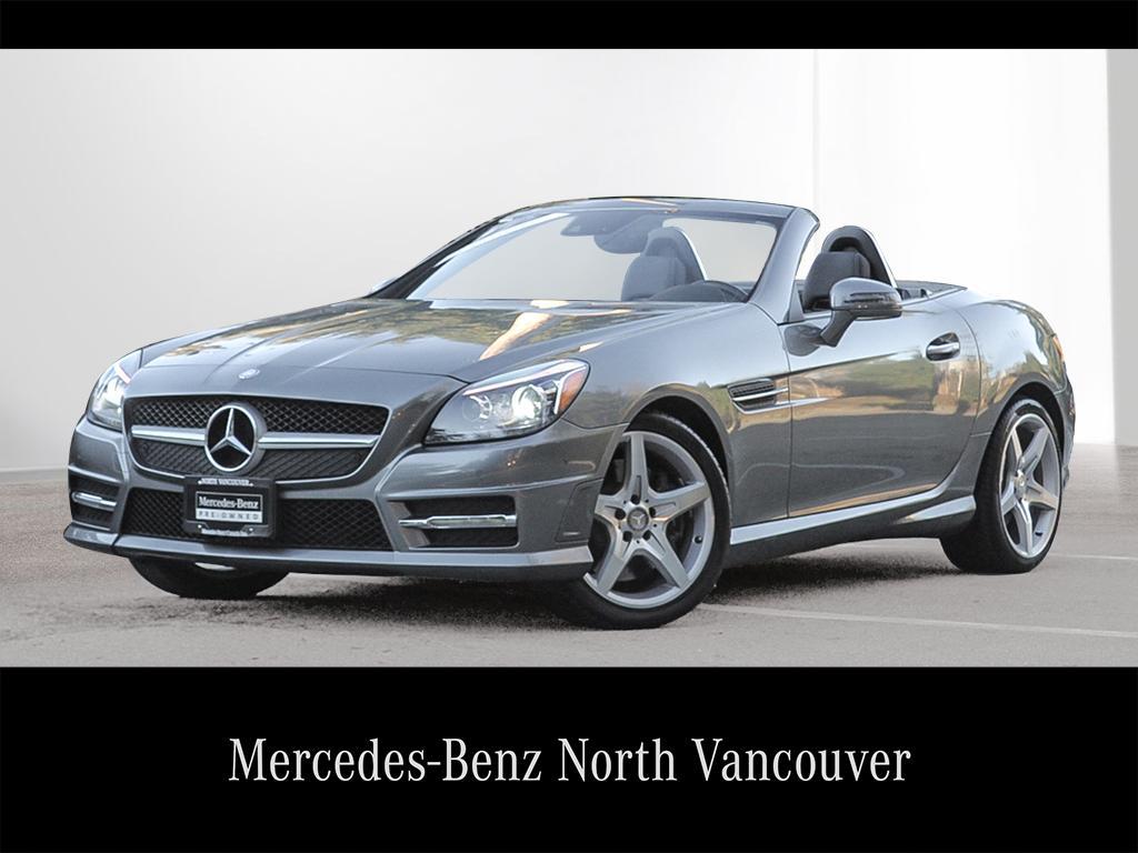 Certified Pre-Owned 2016 Mercedes-Benz SLK SLK300