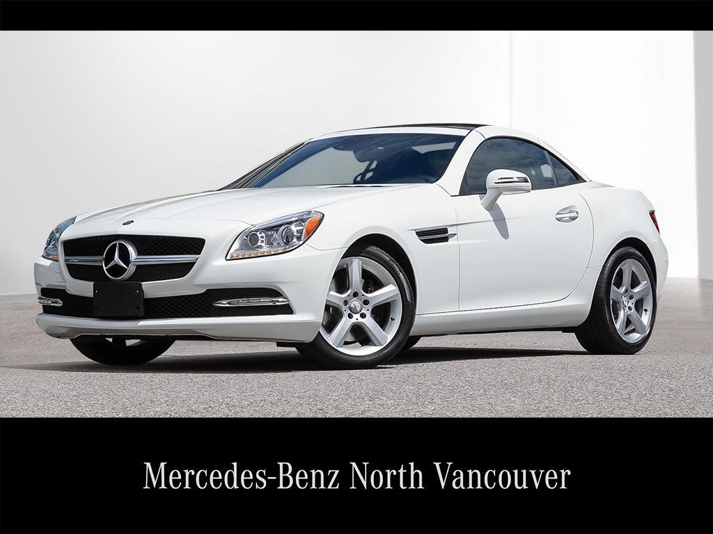Certified Pre-Owned 2015 Mercedes-Benz SLK SLK250
