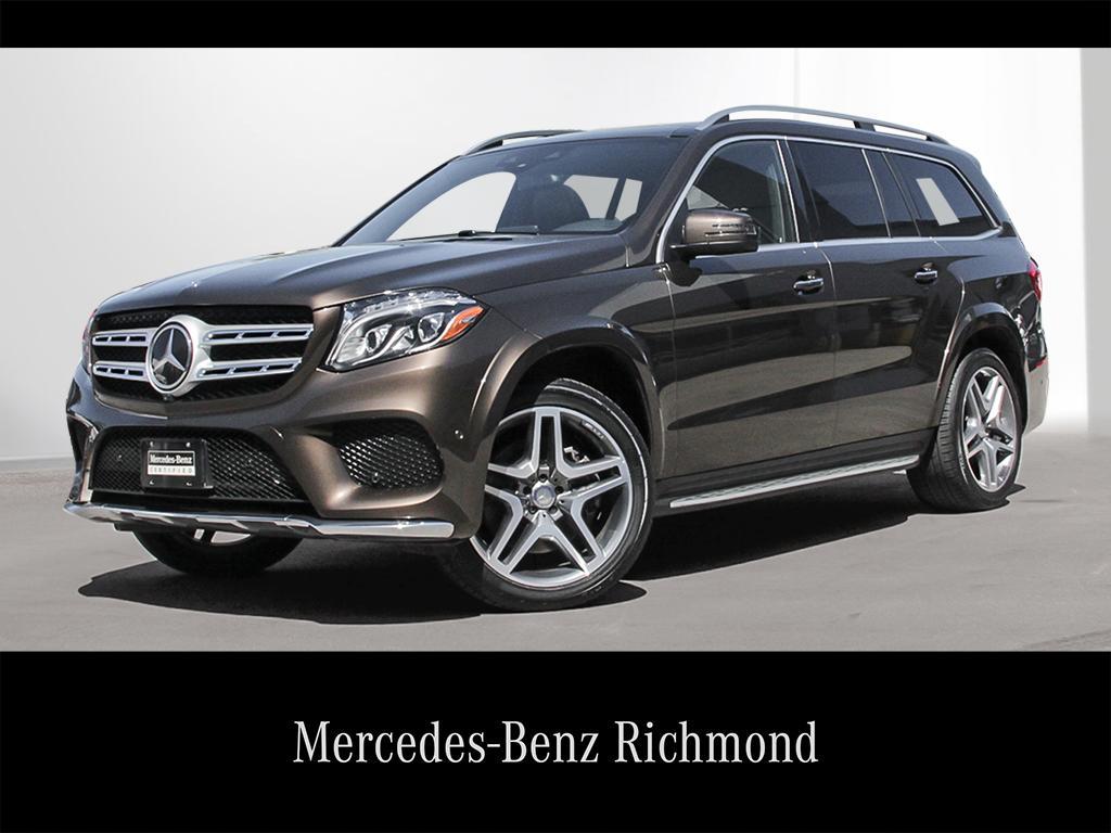 Certified Pre-Owned 2017 Mercedes-Benz GLS GLS450