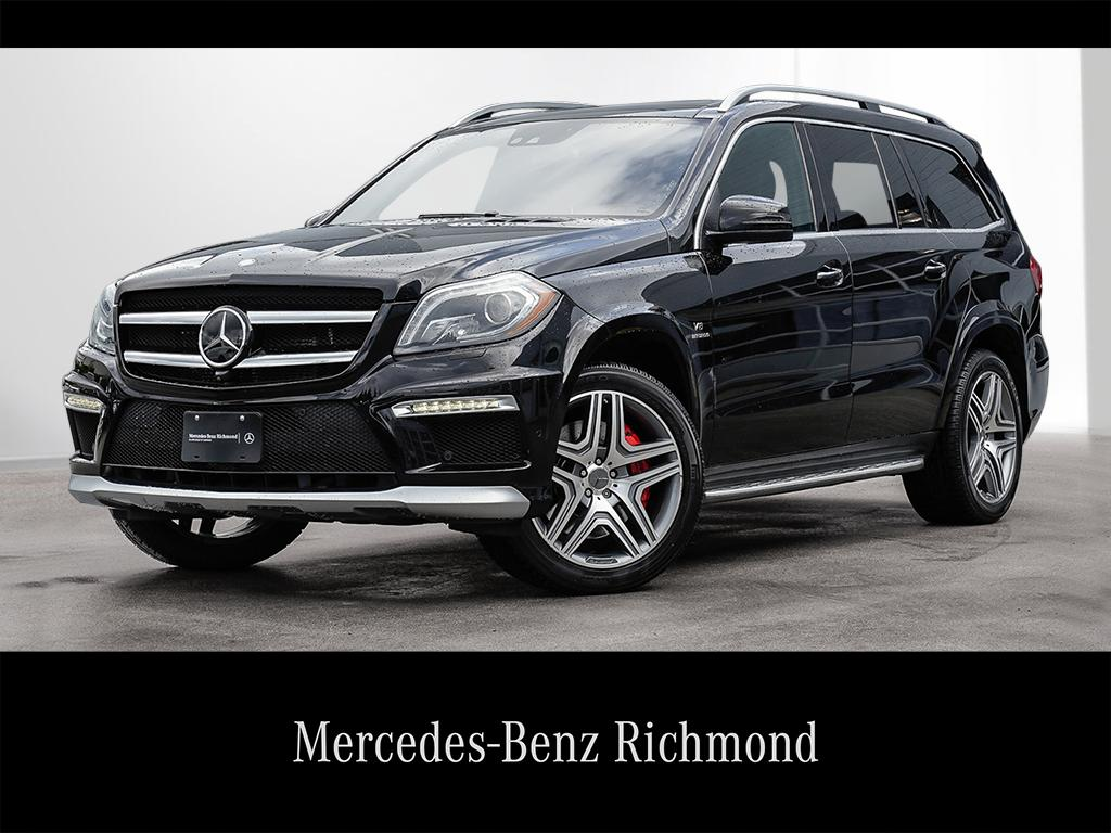 Pre-Owned 2014 Mercedes-Benz GL-CLASS GL63 AMG