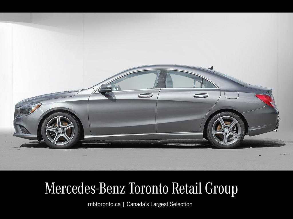 Certified pre owned 2016 mercedes benz cla cla250 coupe for Mercedes benz cherry hill parts
