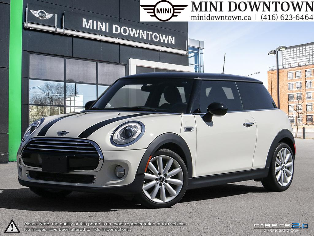 2015 Mini Hatchback