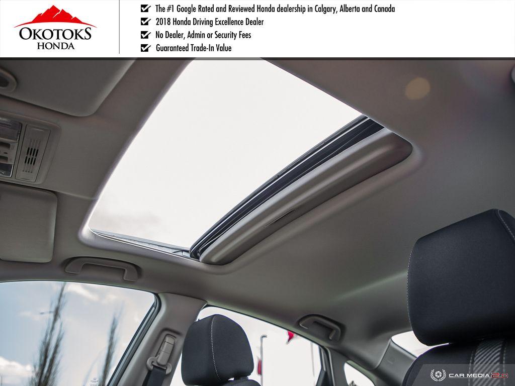 Certified Used 2017 Honda Civic Sedan EX CVT HS