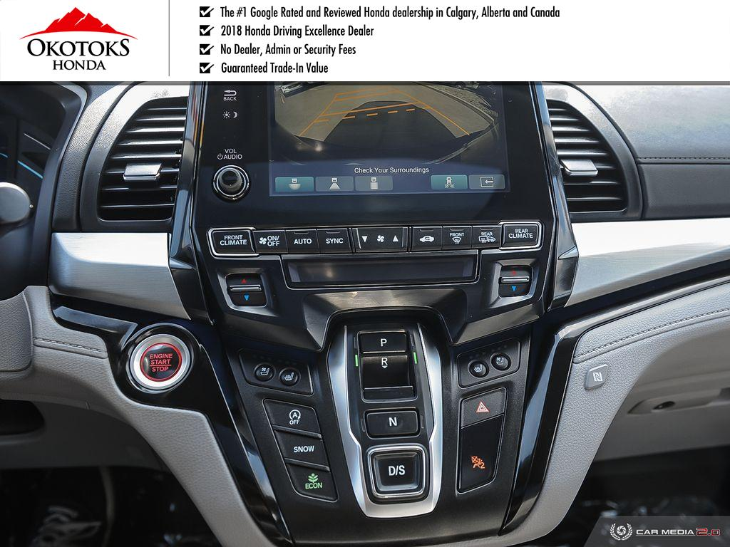 Certified Used 2018 Honda Odyssey Touring