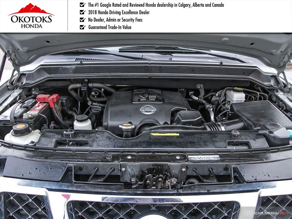 Used 2013 Nissan Armada Platinum Ed. at