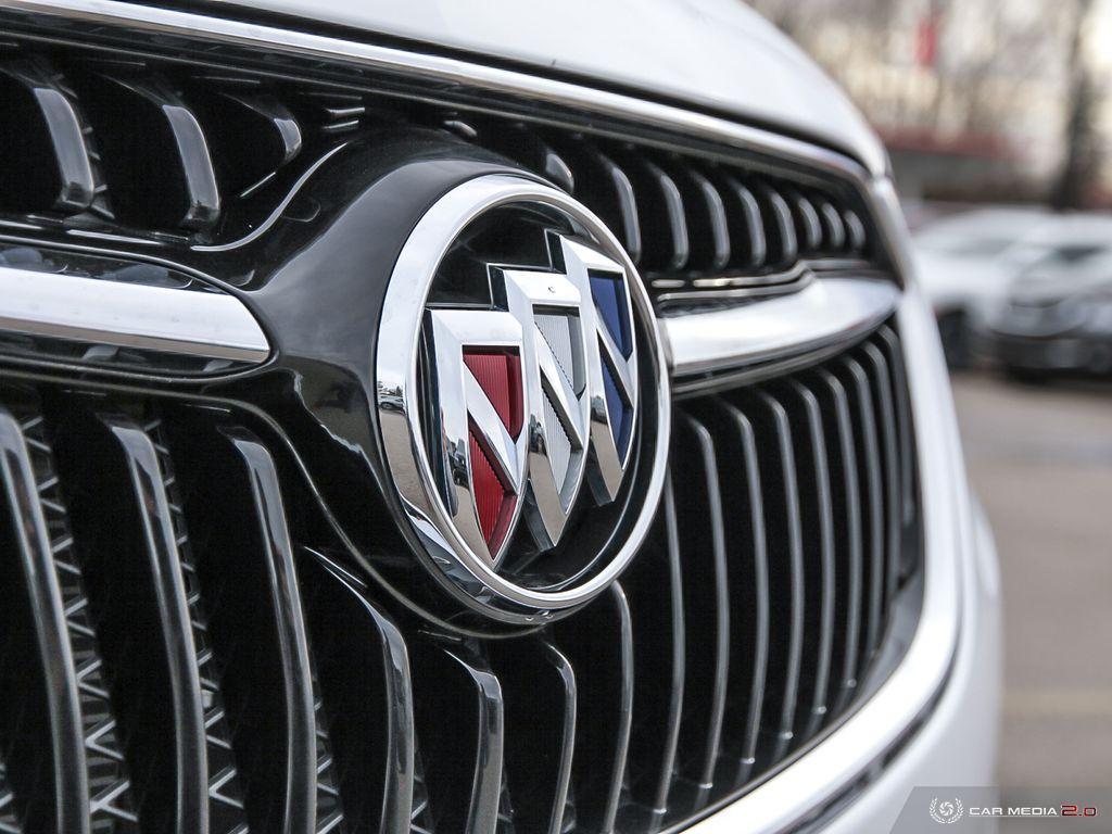 Used 2017 Buick Encore FWD Preferred