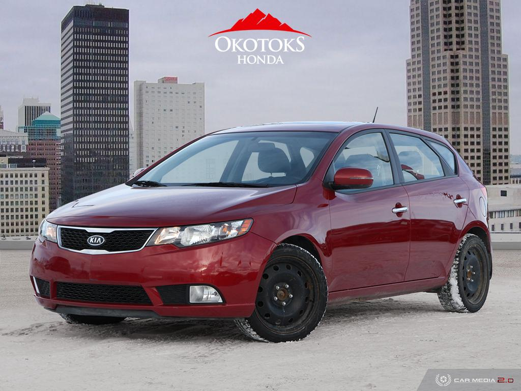 Pre-Owned 2011 Kia Forte 5-Dr 2.4 SX Luxury at