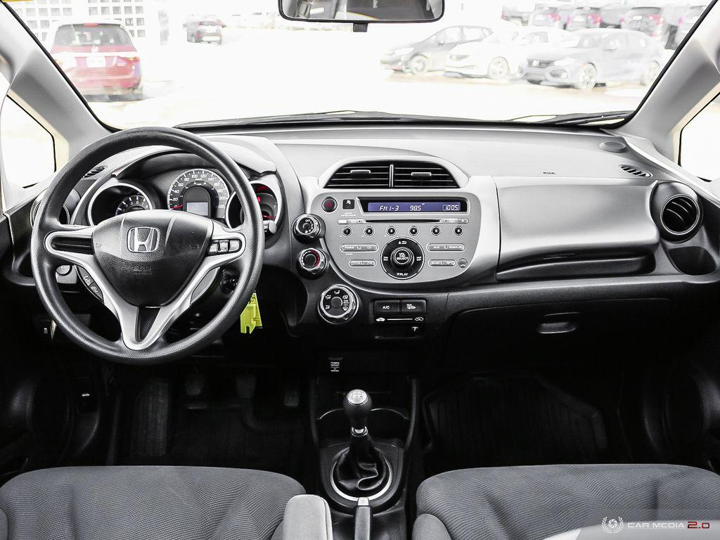 Certified Used 2014 Honda Fit LX 5MT