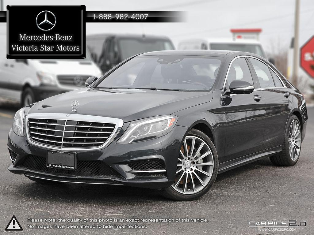 Certified pre owned 2014 mercedes benz s class s550 4 door for 2014 mercedes benz a class